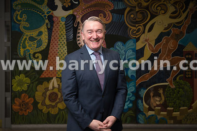 3rd April, 2019.John Jordan new CEO of Ornua photographed at the Ornua offices at Grattan House, Lower Mount Street. .Photo:B...