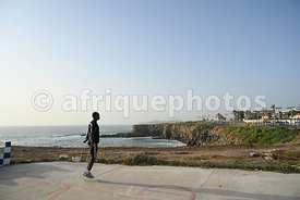 Sporting people in the Corniche, Daar