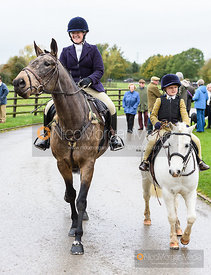 Lucy Young - Quorn Hunt Opening Meet 2019