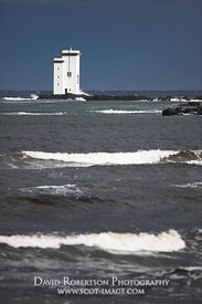 Image - Caraig Fhada Lighthouse, Port Ellen, Islay, Scotland