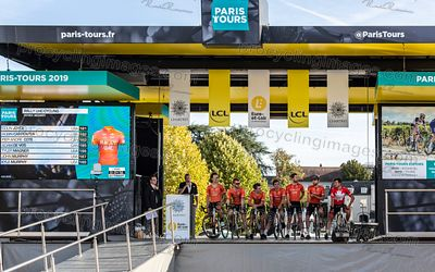 Team Rally UHC Cycling - Paris-Tours 2019