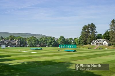 SEDBERGH 35A - Sedbergh School Cricket Ground