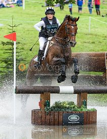 Julia Norman and LEAPING LORD, Blair Castle International Horse Trials 2019