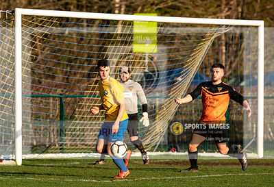 Kings Hill v Faversham Strike Force