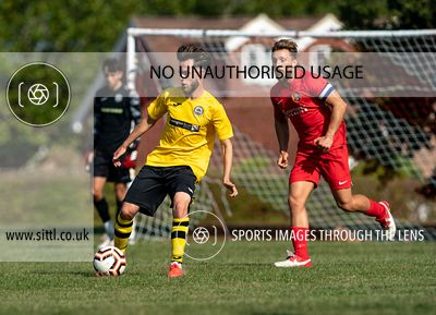Green Lane v Artois United