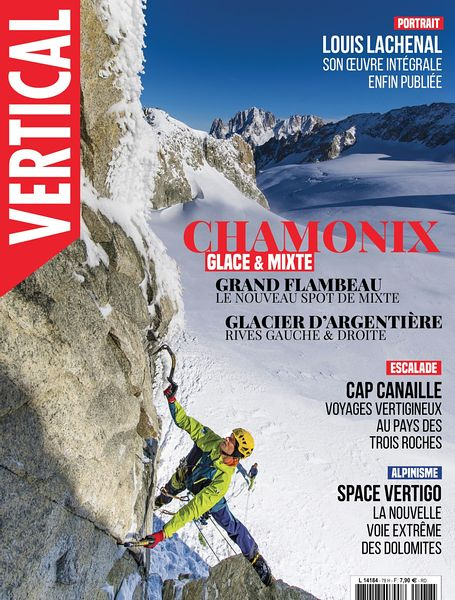 Couverture Vertical Magazine n°78