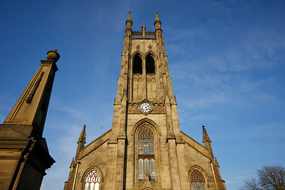 St Peter's Church, Ashton-under-Lyne