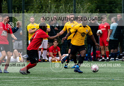 Medway Athletic v FC Revo