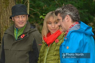SILVERDALE 81E - BBC Autumnwatch presenters