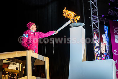 Opening Event St.Moritz - Youth Olympic Games - Lausanne 2020