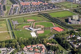 Luchtfoto Rosmalen Gryphons