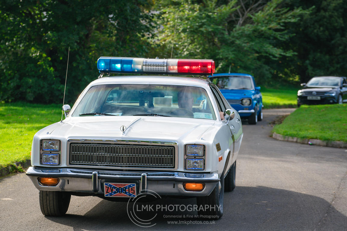 Plymouth Fury Police