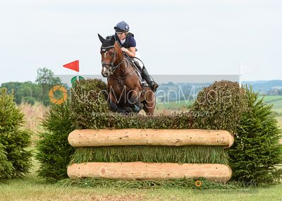 Holly Woodhead and QUE SERA - Upton House Horse Trials 2019.