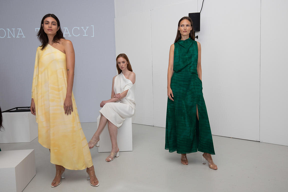 London Fashion Week Spring Summer 2020  - Riona Treacy