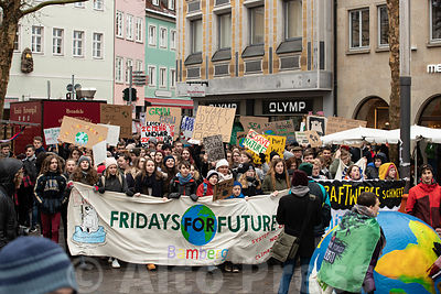 Fridays for Future in Bamberg
