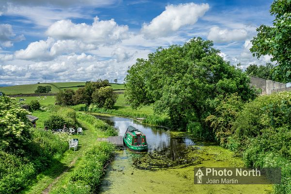 CROOKLANDS 01A - Waterwitch, Lancaster Canal