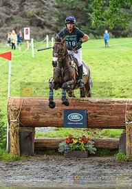 Ben Hobday and PAINTERS BAY, Blair Castle International Horse Trials 2019