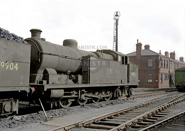 69901 Doncaster  (Colourised)
