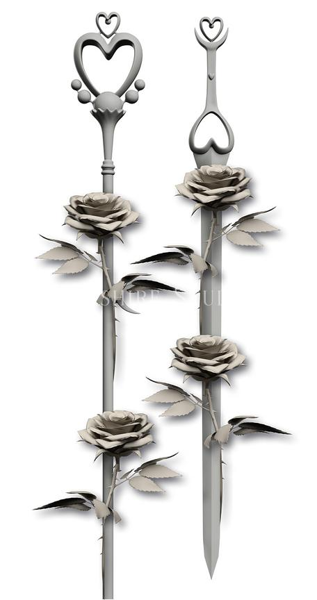 Rose Weapons