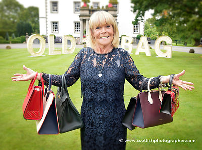 Linda Robson 10th anniversary of Lunch with an Old Bag