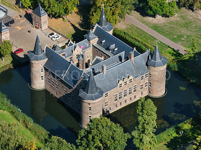 Helmond, Helmond Castle is a moated castle built in the Middle Ages. | 306205