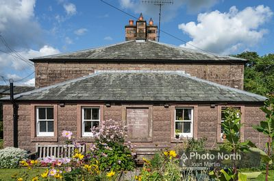 GREAT ASBY 05A - St Helen's Almshouses