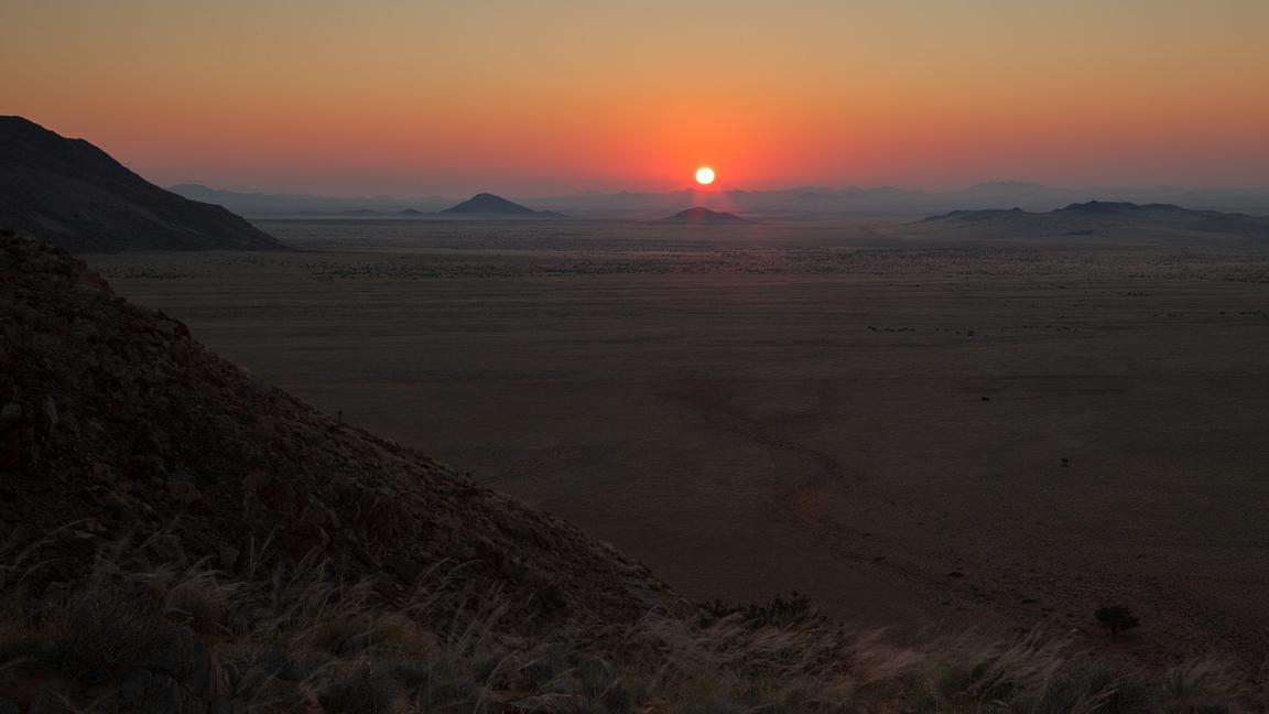 Namib Sunset 2