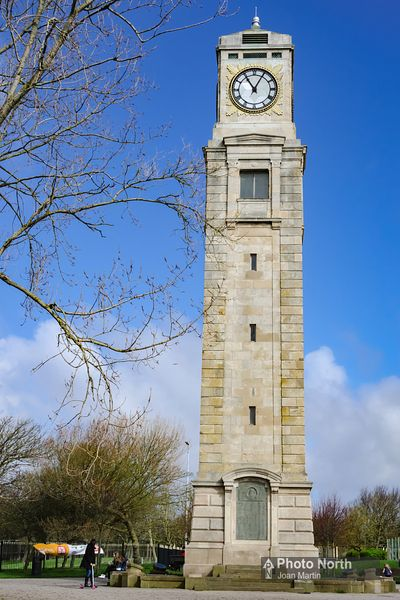 BLACKPOOL 42A - Cocker Tower, Stanley Park