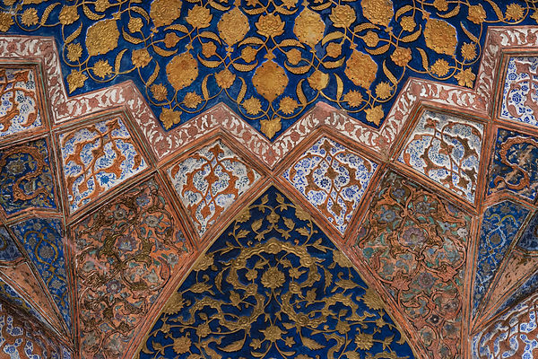 Akbar's Tomb Interior Detail I
