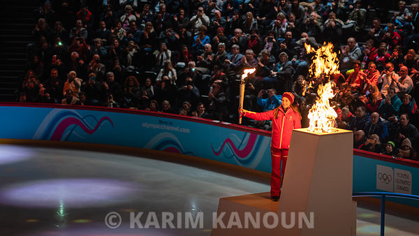 Lausanne 2020 Opening Ceremony