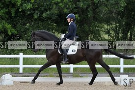 British Dressage. Brook Farm Training Centre. Essex. 08/06/2019. ~ MANDATORY Credit Garry Bowden/Sportinpictures - NO UNAUTHO...