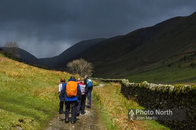 TROUTBECK 56A - Heading into rain