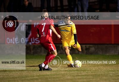 Tunbridge Wells FC v AFC Croydon