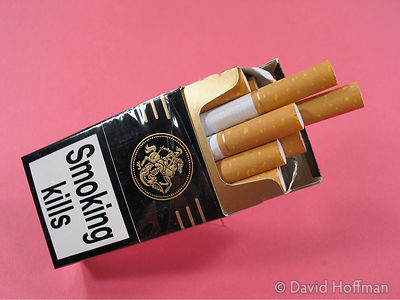 Cigarette Pack 1