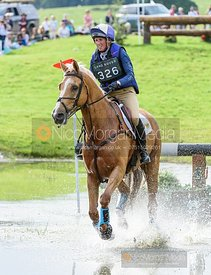 Louisa Milne Home and FUTURE PLANS, Blair Castle International Horse Trials 2019