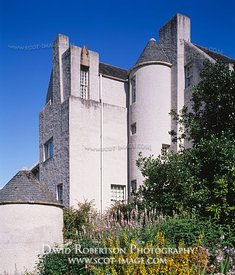 Image - Hill House, Helensburgh, Scotland