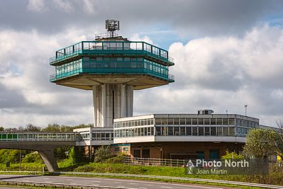 FORTON 01A - Motorway Services Tower