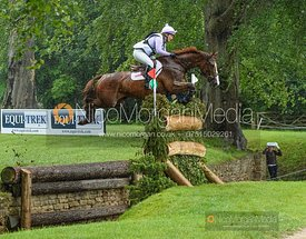 Gemma Tattersall and CHILLI KNIGHT, Equitrek Bramham Horse Trials 2019