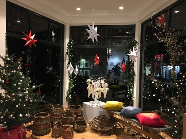 2020 Christmas window