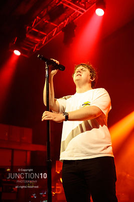 Lewis Capaldi in concert at the O2 Academy, Birmingham, United Kingdom - 25 Nov 2019