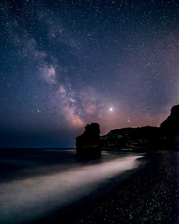 Milky_Way_at_Ladram_Bay