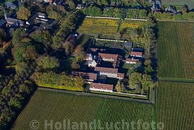 Luchtfoto Sint-Catharinadal  Oosterhout