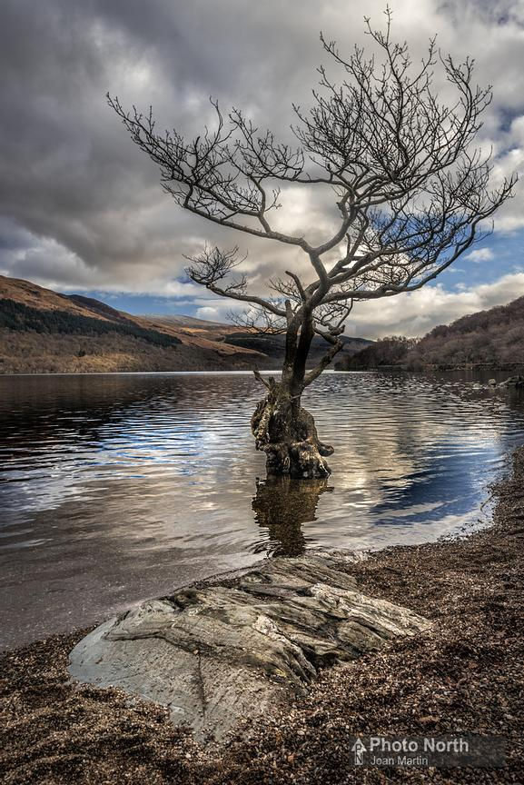 LOCH LOMOND 02B - Firkin Point