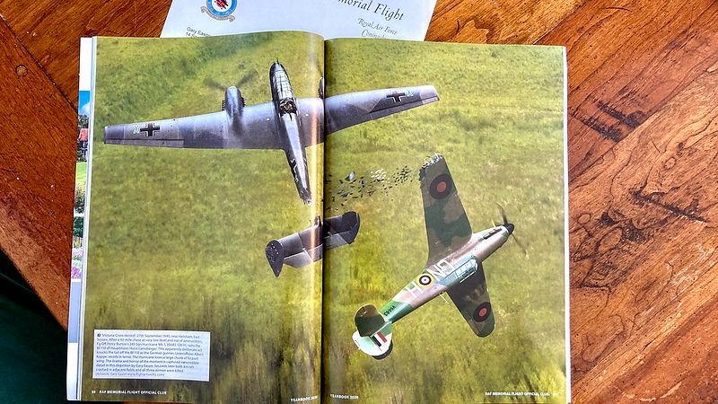 RAF Memorial Flight Club Yearbook 2020