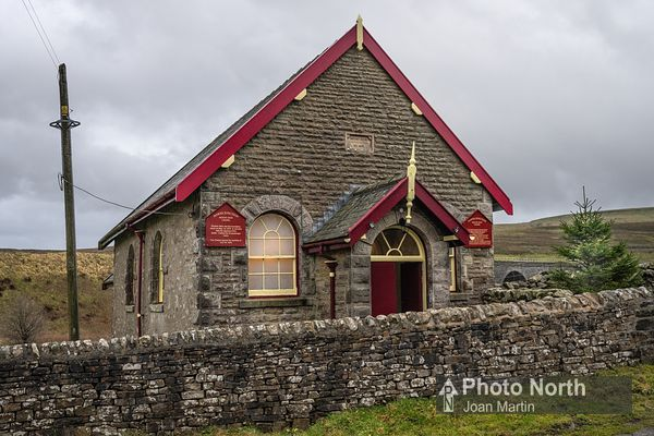 GARSDALE 19A - Hawes Junction Mount Zion Chapel