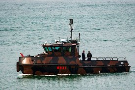 Royal Logistics Corps Tug/Workboat Storm WB41.