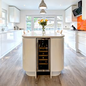 Bobbin Wynde, Cambusbarron, Stirling.13.10.20..More info from:.Ally Dick.Custom Kitchens.www.customkitchensfactory.co.uk.cust...