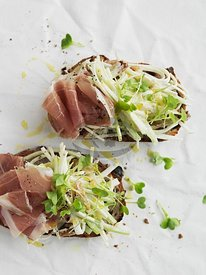 Open Sandwiches by Court