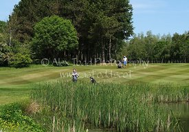 Scottish Golfers Back On The Course, Pumpherston, 29 May 2020