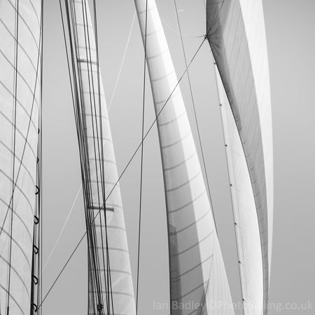 Abstract sail IV